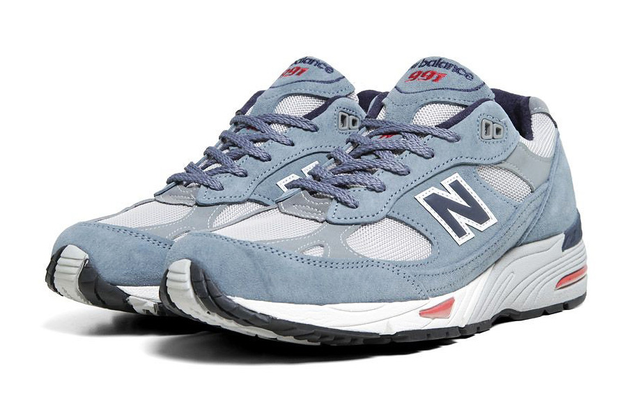 "Image of New Balance 2012 Fall 991 ""Made in England"""