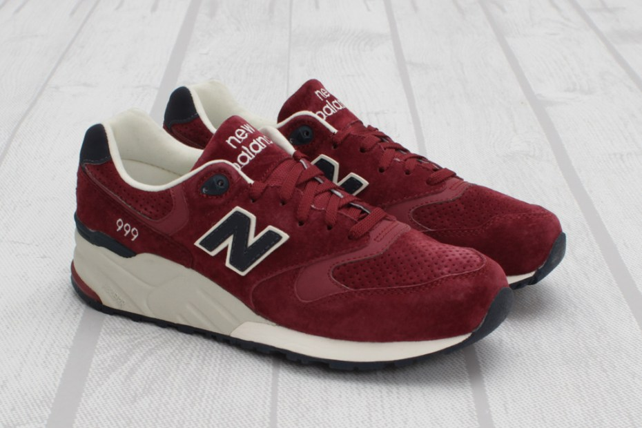 Image of New Balance 999BNV Maroon/Navy