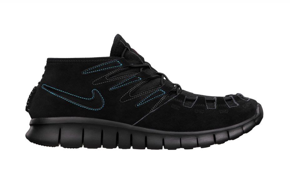 Image of Nike 2012 Fall/Winter Free Forward Moc+ N7 Midnight Fog-Dark Turquoise