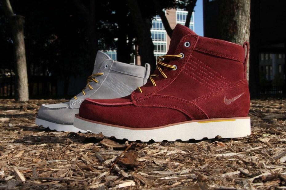 Image of Nike 2012 Fall/Winter Kingman Leather