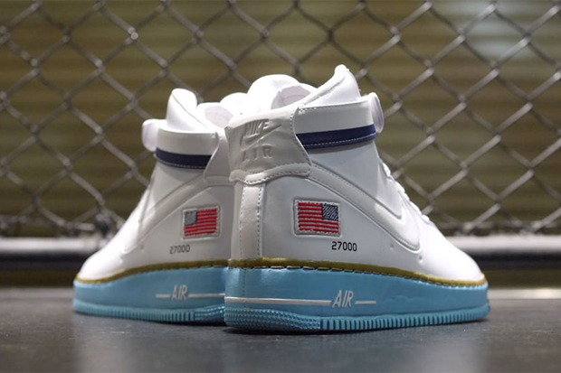 "Image of Nike Air Force 1 Hi ""Presidential"""
