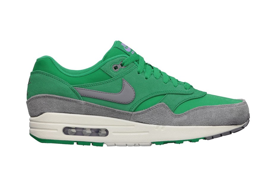 "Image of Nike Air Max 1 Premium ""Stadium Green"""