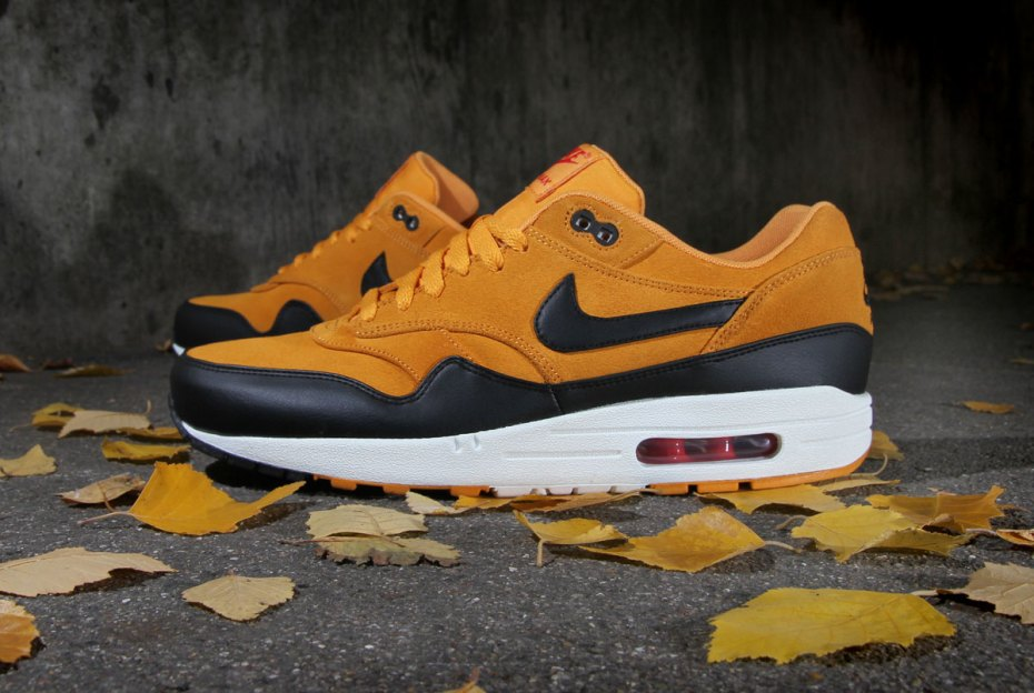 "Image of Nike Air Max 1 Premium ""Canyon Gold"""