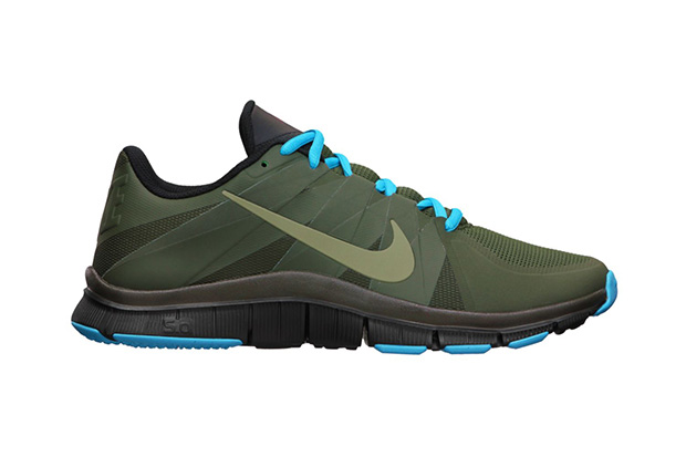 Image of Nike Free Trainer 5.0 N7 Green/Turquoise