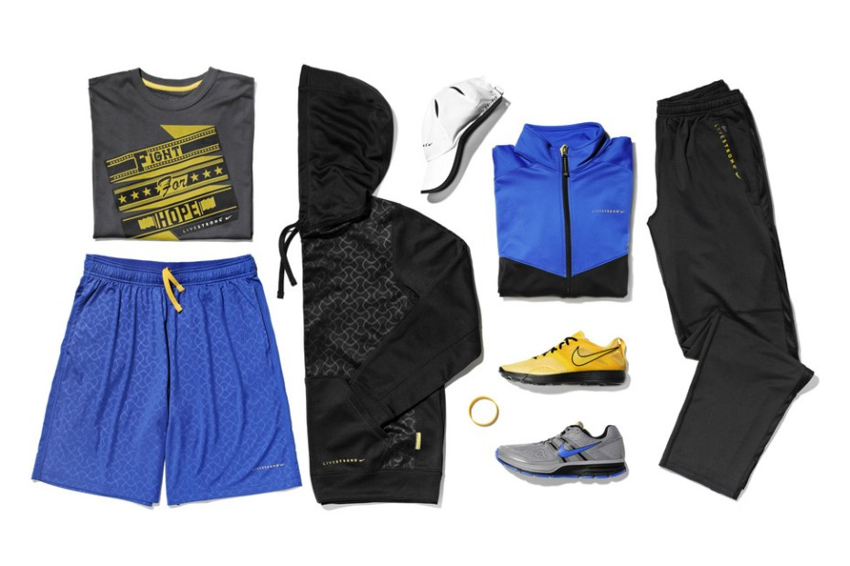 Image of Nike LIVESTRONG 2012 Holiday Collection
