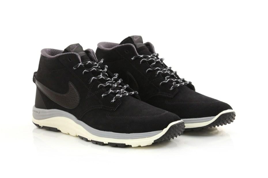 Image of Nike Lunar Braata Mid OMS Black/Silver