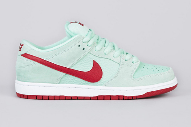 "Image of Nike SB Dunk Low ""Mint"""