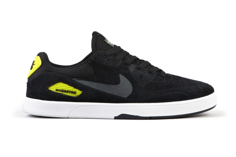 Image of Nike SB Koston X Heritage - Black/Atomic Green