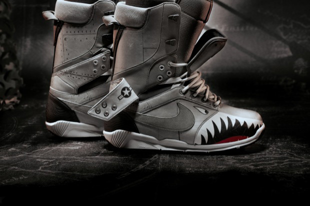 Image of Nike Snowboarding Zoom Danny Kass QS Double Tongue Boot