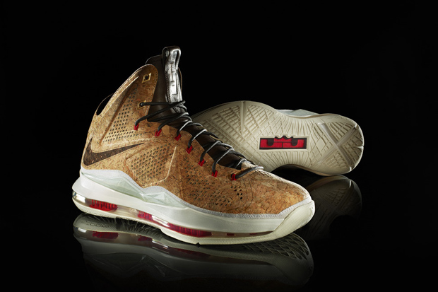 Image of Nike Sportswear LeBron X Cork Edition