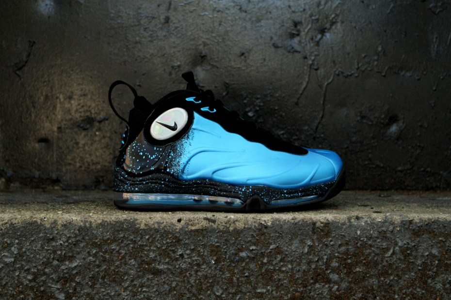 "Image of Nike Total Air Foamposite Max ""Current Blue"""