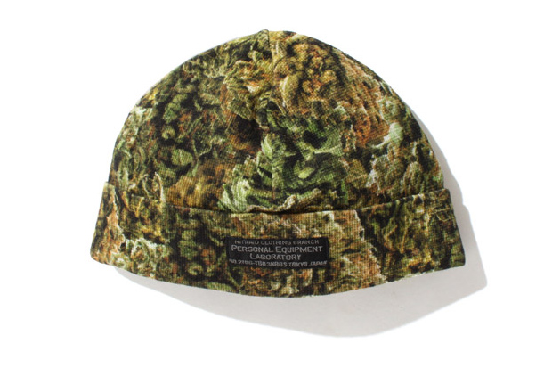 "Image of Nitraid 2012 Fall/Winter ""Dope Forest"" Collection"