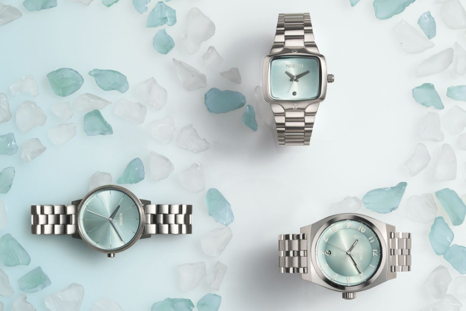 "Image of Nixon 2012 Fall/Winter ""Mint"" Collection"