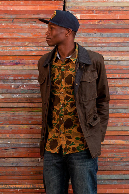 Image of OBEY 2012 Holiday Lookbook