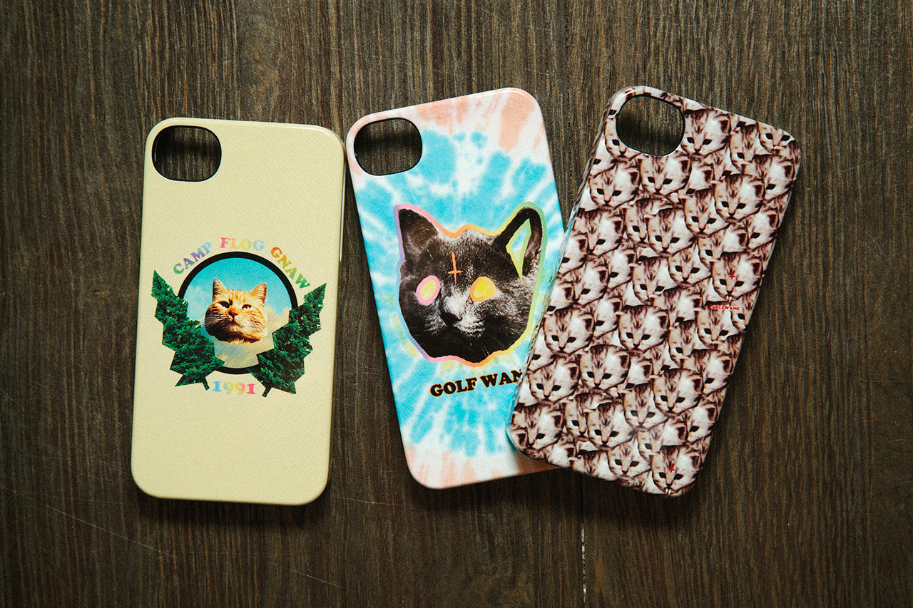 Image of Odd Future x Incase iPhone 4S Snap Cases
