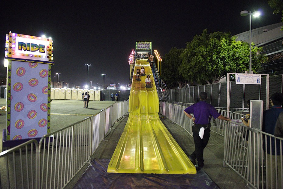 Image of Odd Future's First OFWGKTA Carnival