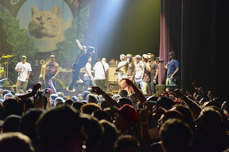 Image of Odd Future's First OFWGKTA Carnival