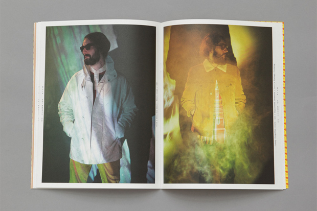 Image of Oi Polloi 'Pica~Post' Magazine Issue #4