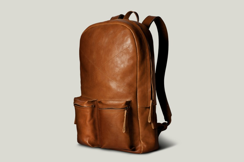 Image of hard graft Old School Laptop Rucksack / Heritage