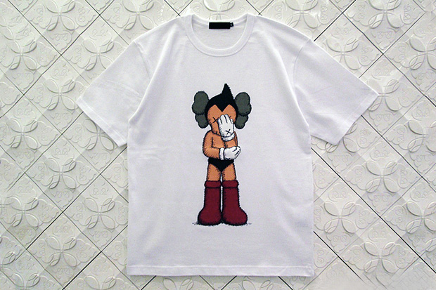 Image of OriginalFake KAWS 2012 Astro Boy Companion T-Shirt