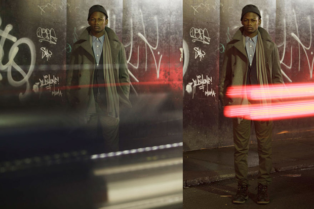 "Image of OUTLIER 2012 Fall ""Layers, Movement and Light"" Lookbook"