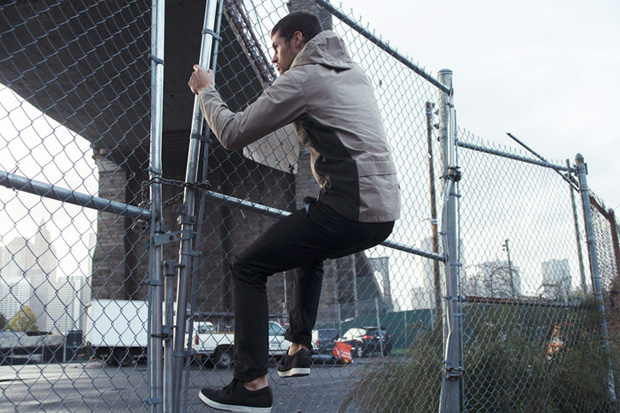 Image of OUTLIER Supermarine Rain Pant
