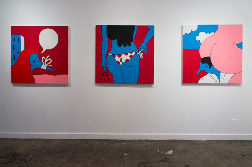 Image of Parra &quot;Kind Regrets&quot; Exhibition Recap @ HVW8 Gallery