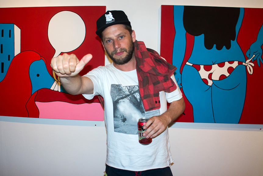 "Image of Parra ""Kind Regrets"" Exhibition Recap @ HVW8 Gallery"
