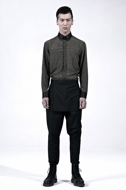 "Image of PATH 2013 Spring/Summer ""ARCHETYPE"" Collection"