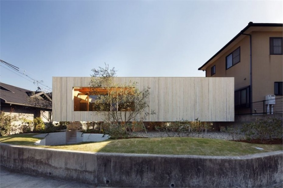 Image of Pit House by UID Architects