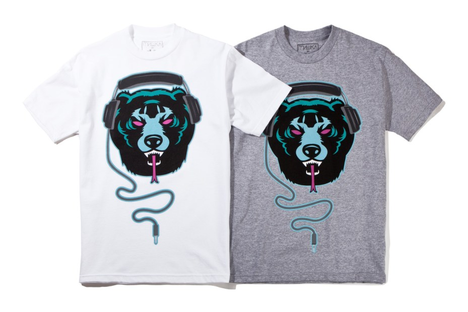 Image of PLNDR x Mishka 2012 Capsule Collection
