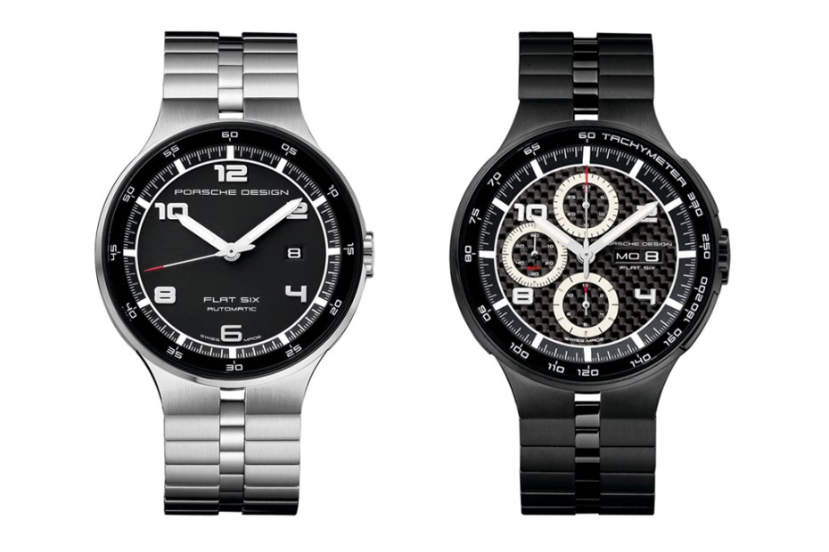 Image of Porsche Design P'6300 Flat Six Watches