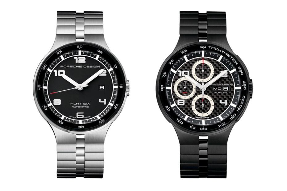 Image of Porsche Design P'6300 Flat Six Watches