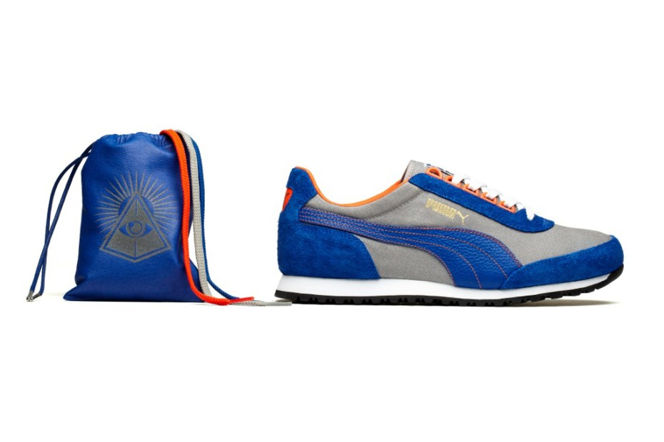 Image of PUMA Shadow Society 2012 Fall/Winter Collection