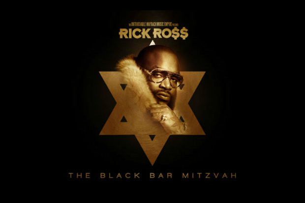 Image of Rick Ross - The Black Bar Mitzvah (Mixtape)