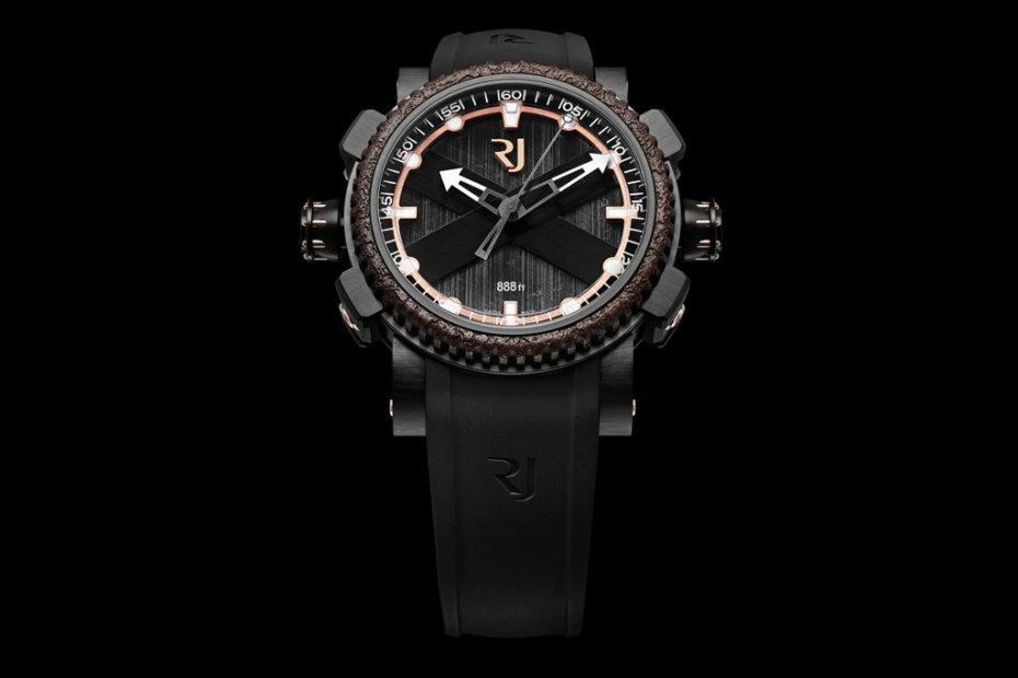 Image of RJ-Romain Jerome Octopus Watch