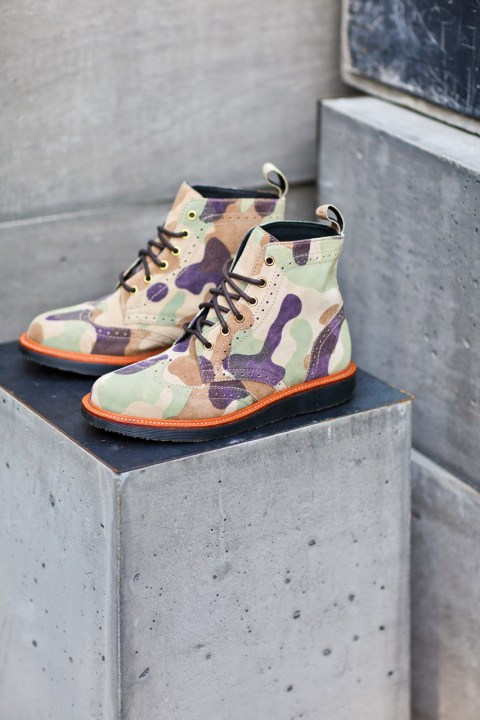 """Image of Ronnie Fieg for Dr. Martens """"The Bowery"""" Boot"""