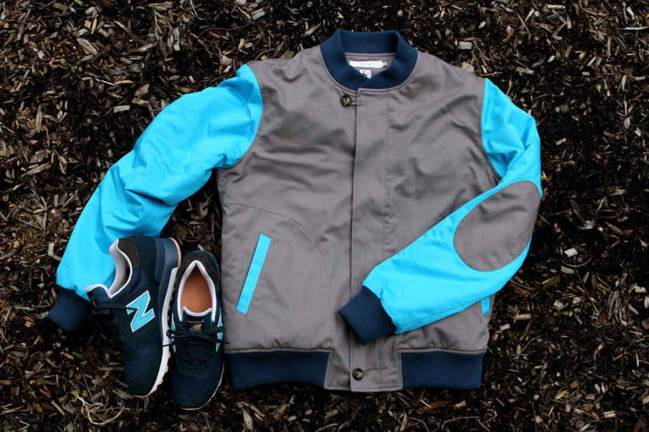 """Image of Ronnie Fieg """"Salmon Sole"""" Collection featuring New Balance and Shades of Grey"""