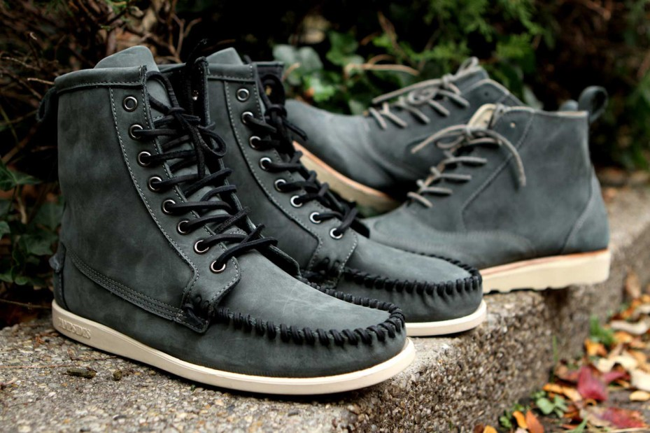 Image of Ronnie Fieg for Sebago 2012 Fall/Winter Seneca and Bleeker Boots