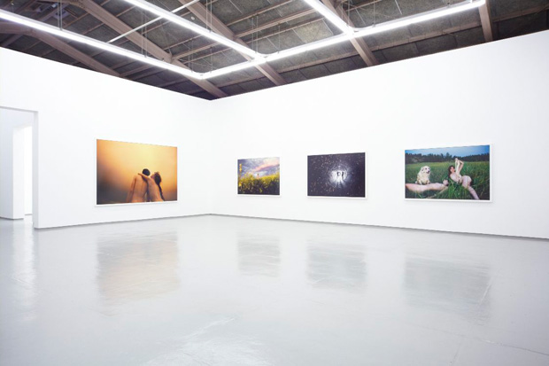 "Image of Ryan McGinley ""Reach Out, I'm Right Here"" @ Tomio Koyama Gallery"