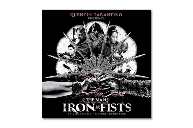 Image of RZA's The Man with the Iron Fists Full Soundtrack Stream