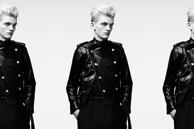 Image of Saint Laurent 2013 Spring/Summer Lookbook
