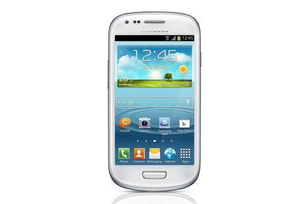 Image of Samsung Announces New Galaxy S III Mini
