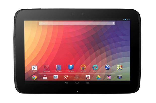 Image of Samsung Nexus 10 Tablet