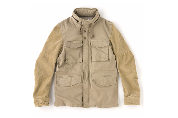 Image of Sandinista General M-65 Jacket