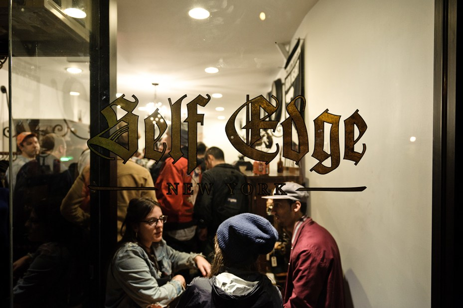 Image of Iron Heart x Self Edge Pop-Up Store Launch Recap