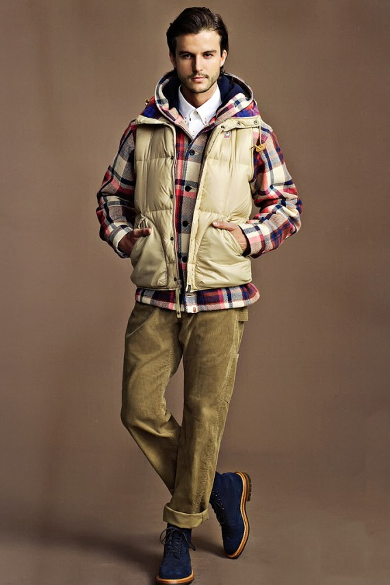 Image of SENSE: A Bathing Ape 2012 Fall/Winter Collection Editorial