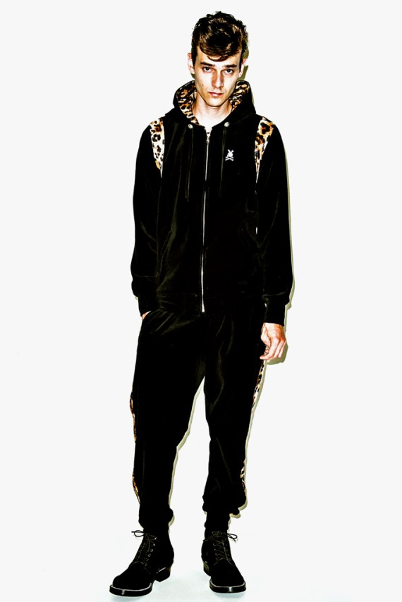 Image of SENSE: BLACK SENSE MARKET 2012 Fall/Winter Collection Second Release