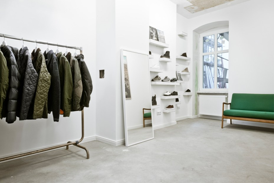 Image of SOTO Berlin's Newly Expanded Storefront