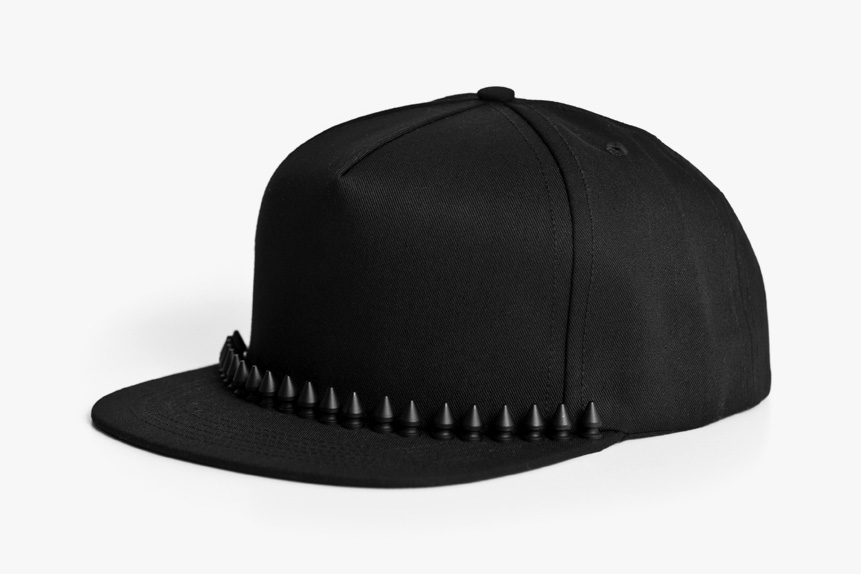 Image of Stampd All Black Hard Hat